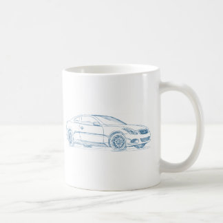 Inf G37 Coupe gen1 Coffee Mugs