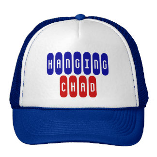 Infamous Chad florida 2000 election Votes Voting Trucker Hat