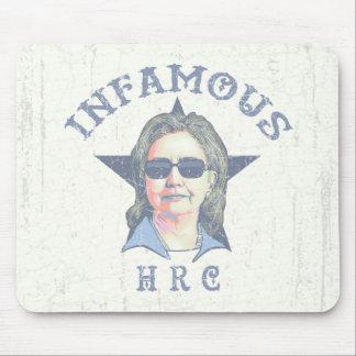 Infamous HRC Mouse Pad