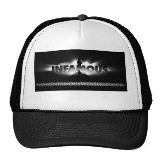 Infamous Logo Trucker Hat