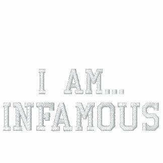 Infamous Web Series I am Infamous Team Morgan Hoody