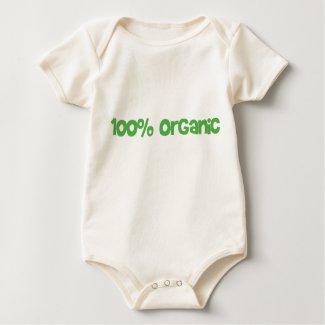 Infant - 100 percent organic baby shirt shirt