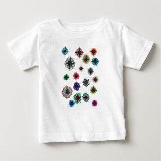 Infant 12 Months White Shirt - Spirals