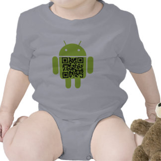Infant Android Romper