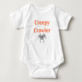 Infant bodysuit for Halloween