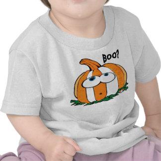 Infant Boo Halloween T-shirt Short sleeve_