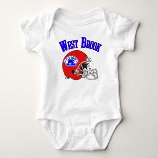 Infant Bruin Gear Baby Bodysuit