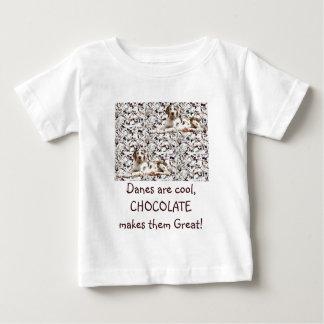 Infant Chocolate Harl T Baby T-Shirt