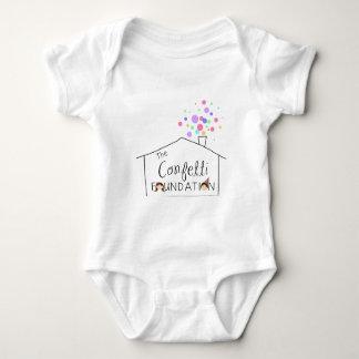 Infant Confetti Foundation jumper Baby Bodysuit