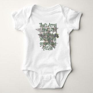Infant Creeper - Army Brat Sir