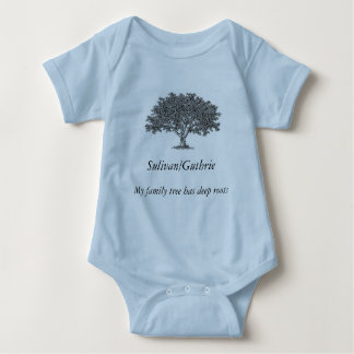 Infant Creeper - Deep roots