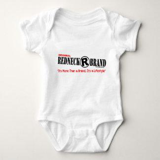Infant Creeper Redneck Brand logo