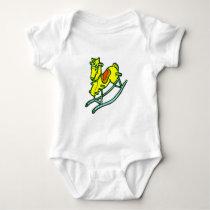 INFANT CREEPER ROCKING HORSE