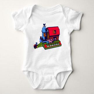INFANT CREEPER TOY FARM