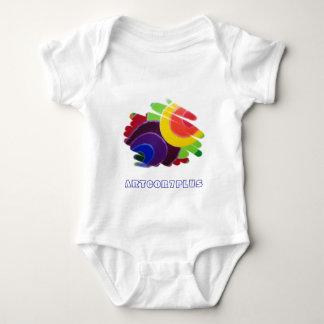 Infant Creper  Tropic Shirt