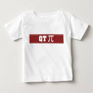 Infant Cutie Pie / QT Pi t-shirt