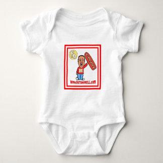 Infant - FD1 One Piece (white) Baby Bodysuit