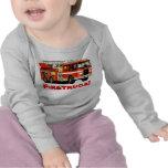 Infant Fire Truck T Shirt