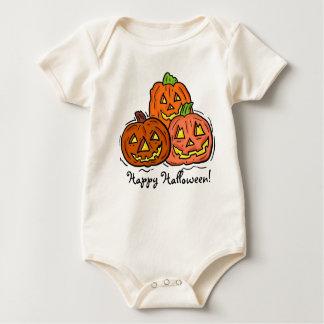 Infant halloween crawler baby bodysuit