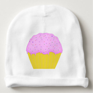 Infant Hat With Cupcake