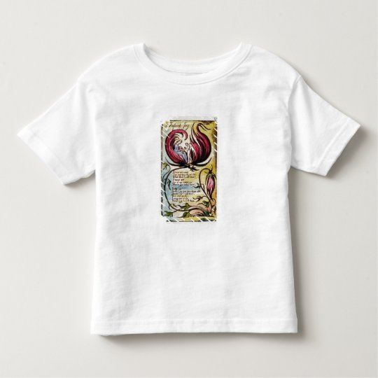 'Infant Joy', plate 23 from 'Songs of Innocence an Toddler T-shirt