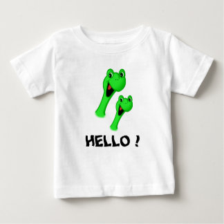 INFANT LONG SLEEVE TORTLE BABY T-Shirt