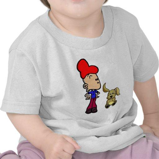 """INFANT lt-shirt """"dog"""""""