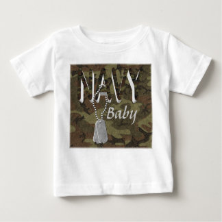 Infant Navy T-Shirt