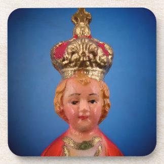 Infant of Prague Coasters
