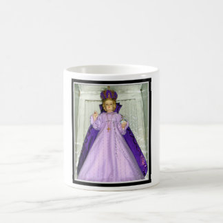 Infant of Prague Statue Coffee Mug