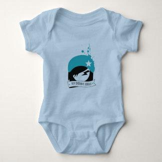 "Infant - Official ""TLV Derby Girls"" Logo Baby Bodysuit"
