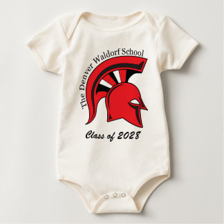 Infant Organic Cotton Short Sleeve Baby Bodysuit