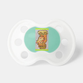 Infant Pacifier with Cute Owl Design