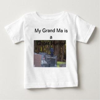 Infant paranormal shirt