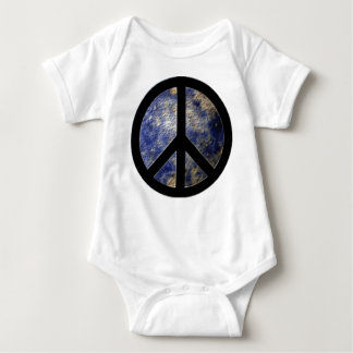 Infant Peace Sign Shirt for Babies