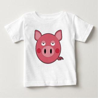 Infant piggy shirt