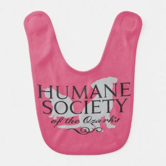 Infant Pink Bib