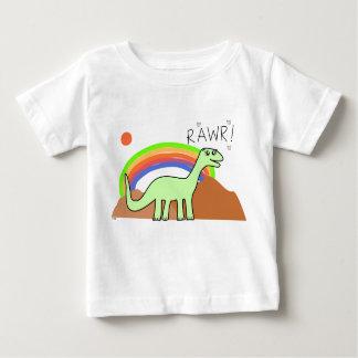 Infant Rainbow Rawr Shirts