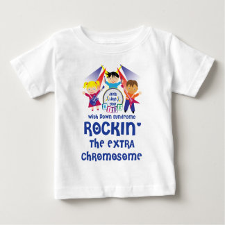 Infant ROCKIN' The Extra Chromosome T-Shirt