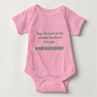 Infant Shirt for Mom
