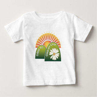 Infant-short sleeve shirt
