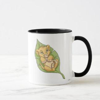 Infant Simba Disney Mug
