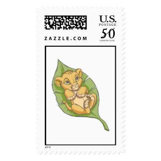 Infant Simba Disney Postage