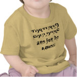 """Infant Souldiers - """"For the Babies"""" Tee Shirts"""
