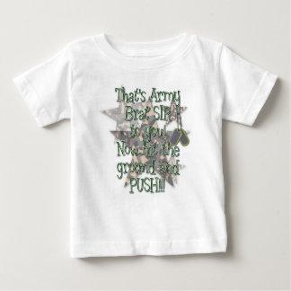 Infant T-Shirt - Army Brat Sir