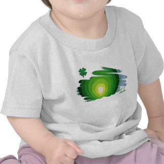 Infant T-Shirt Evergreen Shamrock