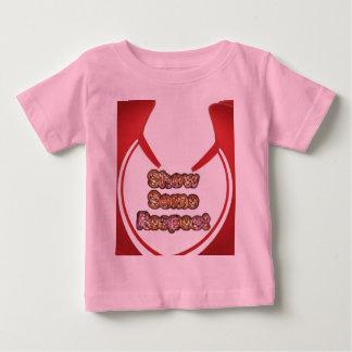 Infant T-Shirt HakunaMatata Respect Gift Clothing