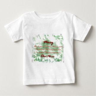 Infant T-Shirt  - Merry Christmas Bubbles