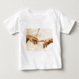 Infant T-shirt - The Creation of Adam