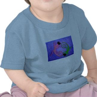 Infant tee shirt-spectacular speckled lizards